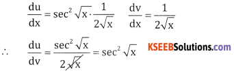 2nd PUC Basic Maths Question Bank Chapter 18 Differential Calculus Ex 18.6 - 9