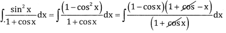2nd PUC Basic Maths Question Bank Chapter 20 Indefinite Integrals Ex 20.1 - 9
