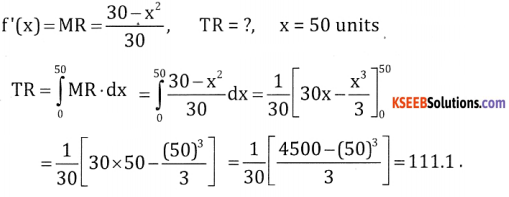 2nd PUC Basic Maths Question Bank Chapter 21 Definite Integral and its Applications to Areas Ex 21.3 - 1