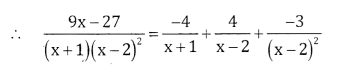 2nd PUC Basic Maths Question Bank Chapter 5 Partial Fractions Ex 5.2 - 20