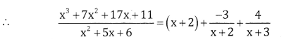 2nd PUC Basic Maths Question Bank Chapter 5 Partial Fractions Ex 5.2 - 28