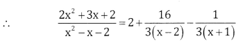 2nd PUC Basic Maths Question Bank Chapter 5 Partial Fractions Ex 5.2 - 30