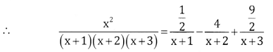 2nd PUC Basic Maths Question Bank Chapter 5 Partial Fractions Ex 5.2 - 6
