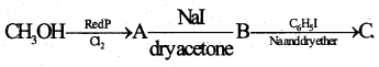 2nd PUC Chemistry Model Question Paper 2 with Answers 24