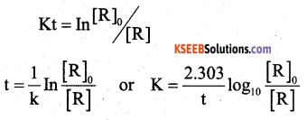 2nd PUC Chemistry Previous Year Question Paper March 2019 20