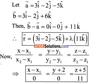 2nd PUC Maths Model Question Paper 1 with Answers 37