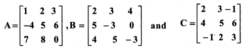 2nd PUC Maths Model Question Paper 1 with Answers 39
