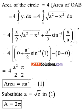 2nd PUC Maths Model Question Paper 1 with Answers 50