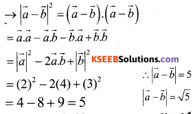 2nd PUC Maths Model Question Paper 3 with Answers 26