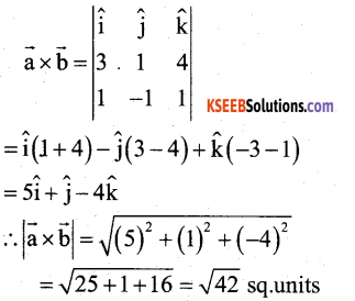 2nd PUC Maths Previous Year Question Paper June 2019 12