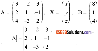 2nd PUC Maths Previous Year Question Paper June 2019 34