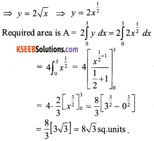 2nd PUC Maths Previous Year Question Paper March 2019 19