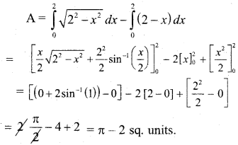 2nd PUC Maths Previous Year Question Paper March 2019 35