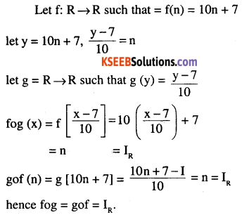 2nd PUC Maths Question Bank Chapter 1 Relations and Functions Miscellaneous Exercise 13