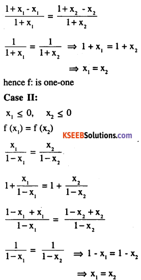 2nd PUC Maths Question Bank Chapter 1 Relations and Functions Miscellaneous Exercise 3