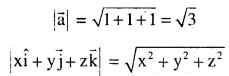 2nd PUC Maths Question Bank Chapter 10 Vector Algebra Ex 10.2.1