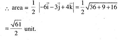 2nd PUC Maths Question Bank Chapter 10 Vector Algebra Ex 10.4.12