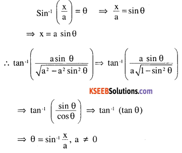 2nd PUC Maths Question Bank Chapter 2 Inverse Trigonometric Functions Ex 2.2 8