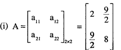 2nd PUC Maths Question Bank Chapter 3 Matrices Ex 3.1 1