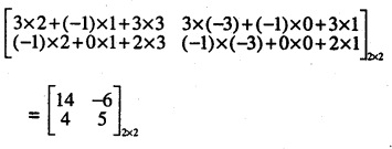 2nd PUC Maths Question Bank Chapter 3 Matrices Ex 3.2 11