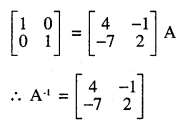 2nd PUC Maths Question Bank Chapter 3 Matrices Ex 3.4 7