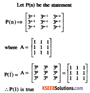 2nd PUC Maths Question Bank Chapter 3 Matrices Miscellaneous Exercise 2