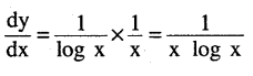 2nd PUC Maths Question Bank Chapter 5 Continuity and Differentiability Ex 5.4.9