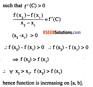 2nd PUC Maths Question Bank Chapter 6 Application of Derivatives Miscellaneous Exercise 27