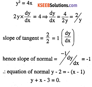 2nd PUC Maths Question Bank Chapter 6 Application of Derivatives Miscellaneous Exercise 7