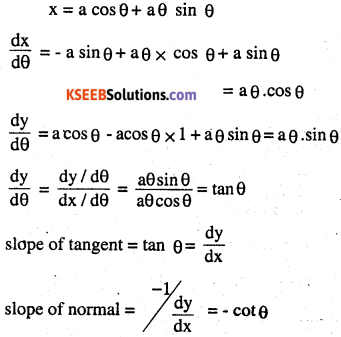2nd PUC Maths Question Bank Chapter 6 Application of Derivatives Miscellaneous Exercise 8