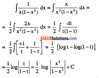 2nd PUC Maths Question Bank Chapter 7 Integrals Miscellaneous Exercise 1