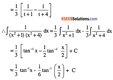 2nd PUC Maths Question Bank Chapter 7 Integrals Miscellaneous Exercise 18
