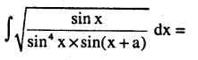 2nd PUC Maths Question Bank Chapter 7 Integrals Miscellaneous Exercise 22