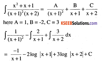 2nd PUC Maths Question Bank Chapter 7 Integrals Miscellaneous Exercise 29