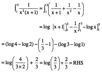 2nd PUC Maths Question Bank Chapter 7 Integrals Miscellaneous Exercise 52