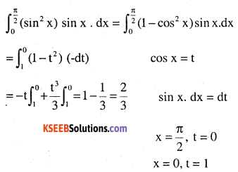 2nd PUC Maths Question Bank Chapter 7 Integrals Miscellaneous Exercise 55
