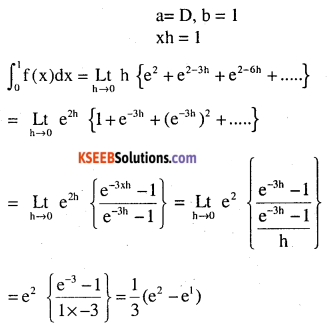2nd PUC Maths Question Bank Chapter 7 Integrals Miscellaneous Exercise 58