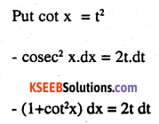 2nd PUC Maths Question Bank Chapter 7 Integrals Miscellaneous Exercise 71
