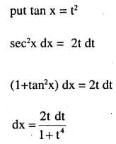 2nd PUC Maths Question Bank Chapter 7 Integrals Miscellaneous Exercise 74