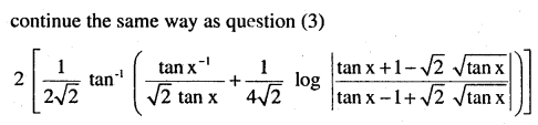 2nd PUC Maths Question Bank Chapter 7 Integrals Miscellaneous Exercise 75