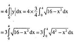 2nd PUC Maths Question Bank Chapter 8 Application of Integrals Ex 8.1.5