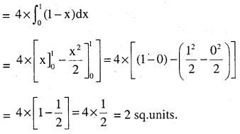 2nd PUC Maths Question Bank Chapter 8 Application of Integrals Miscellaneous Exercise 36