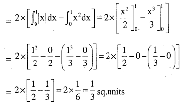 2nd PUC Maths Question Bank Chapter 8 Application of Integrals Miscellaneous Exercise 38