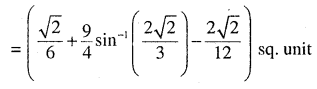 2nd PUC Maths Question Bank Chapter 8 Application of Integrals Miscellaneous Exercise 60