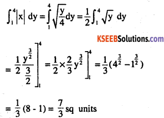 2nd PUC Maths Question Bank Chapter 8 Application of Integrals Miscellaneous Exercise 8