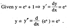 2nd PUC Maths Question Bank Chapter 9 Differential Equations Ex 9.2.1
