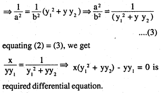 2nd PUC Maths Question Bank Chapter 9 Differential Equations Ex 9.3.4