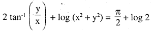 2nd PUC Maths Question Bank Chapter 9 Differential Equations Ex 9.5.21