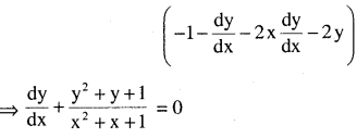 2nd PUC Maths Question Bank Chapter 9 Differential Equations Miscellaneous Exercise 10