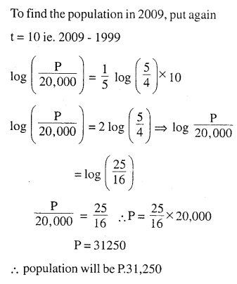 2nd PUC Maths Question Bank Chapter 9 Differential Equations Miscellaneous Exercise 19
